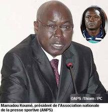 Décès de Bocandé : l'ANPS présente ses condoléances