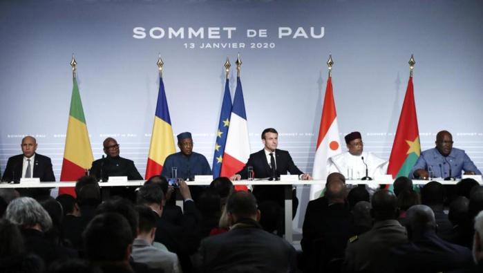 Sommet de Pau: Paris et le G5 Sahel resserrent les rangs contre les jihadistes