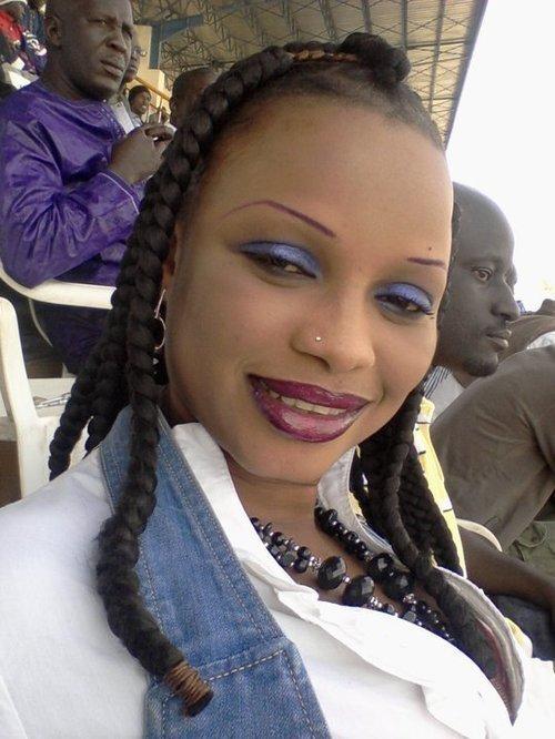Mbathio Ndiaye amoureuse des lutteurs?