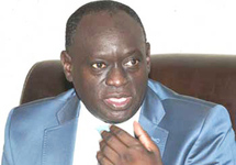 Me El Hadji Diouf à la conquête de l'Assemblée nationale