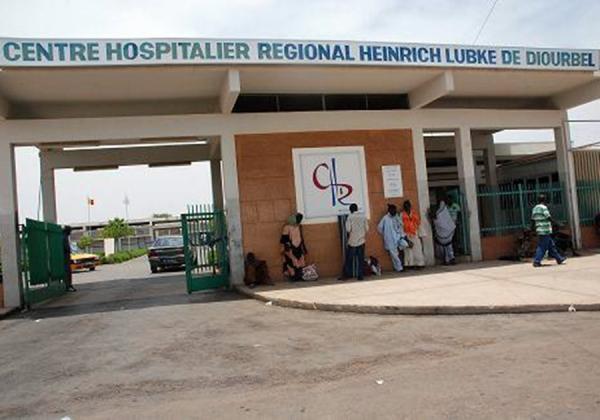 Hôpital Enrich Lubké de Diourbel: Le personnel contre le mode de paiement des primes, observe un arrêt de travail