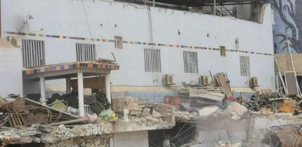 Constructions irrégulières :Les extensions de Yengoulène démolies par la Dscos