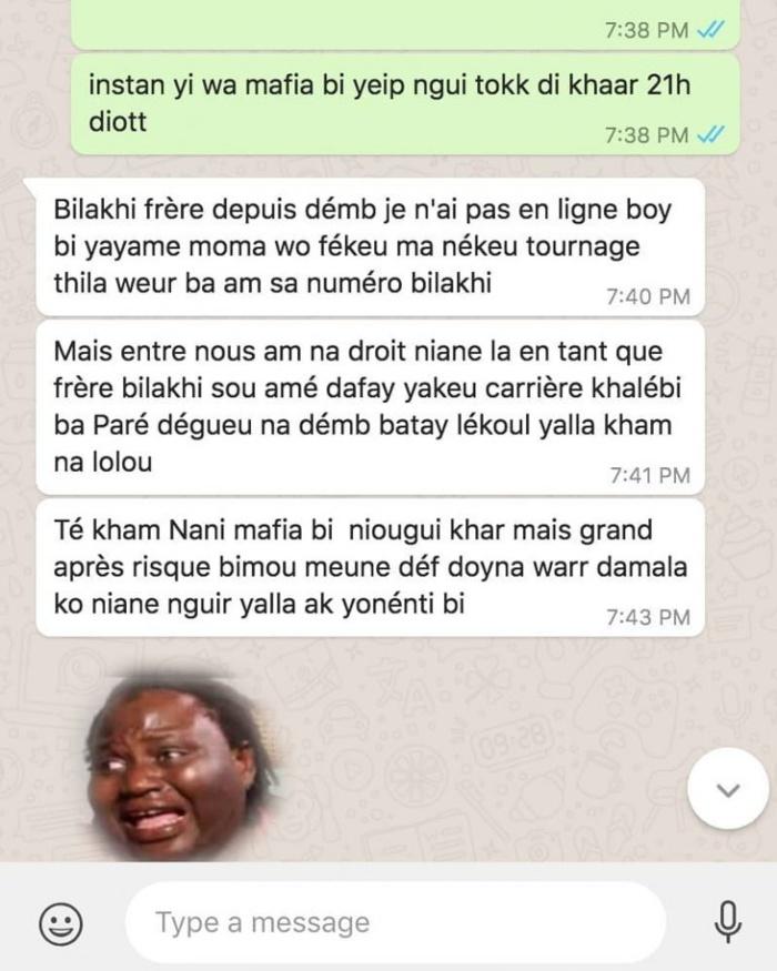 PHOTOS - Kocc pardonne sa première victime grâce à Tane Bombé !