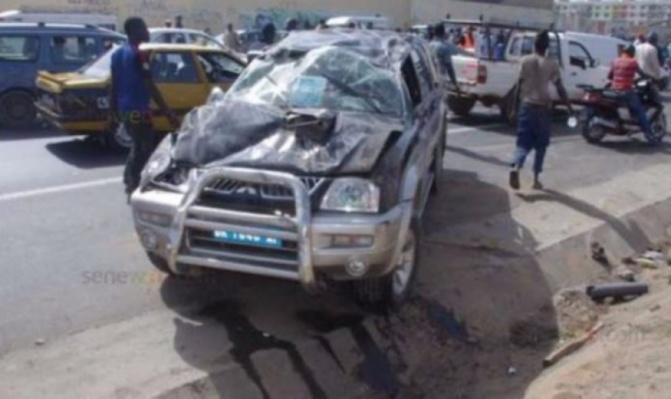 Louga : 3 Mauritaniens tués dans un accident de la route