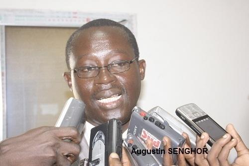 [Audio] Augustin Senghor s'attaque à Alassane Samba Diop