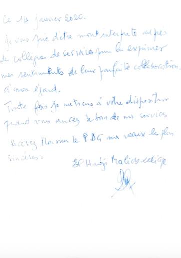 Démissions à la 2STV : Le responsable technique El Hadj Malick Ndiaye dit que Imam et Siaka Mané...