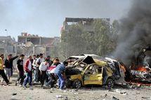 En Syrie, les deux attentats ont déjà fait 55 morts