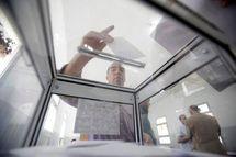 Législatives algériennes : 43% des électeurs ont voté