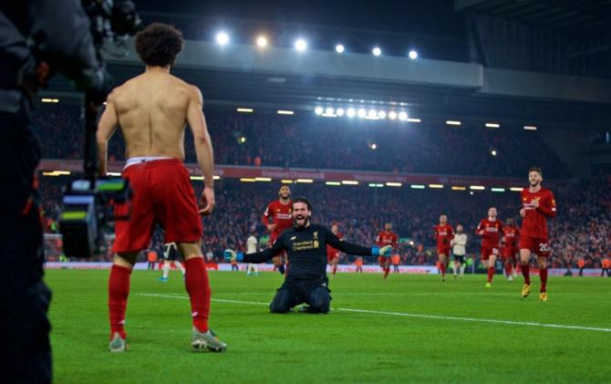 Premier League: Liverpool a battu cette saison toutes les équipes du championnat