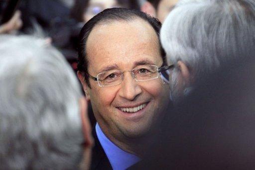 François Hollande rencontrera Angela Merkel dès sa prise de fonction