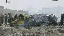 """Double-attentat à Damas, les autorités dénoncent une attaque """"terroriste"""""""