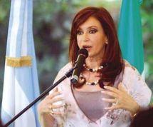 Cristina Fernandez De Kirchner, Présidente De L'Argentine Attendue à Dakar Ce Samedi