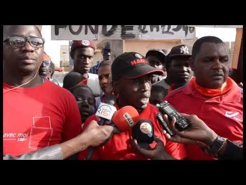 Désenclavement de Aladji Pathé Sow (Keur Massar): les populations rappellent à Macky Sall sa promesse