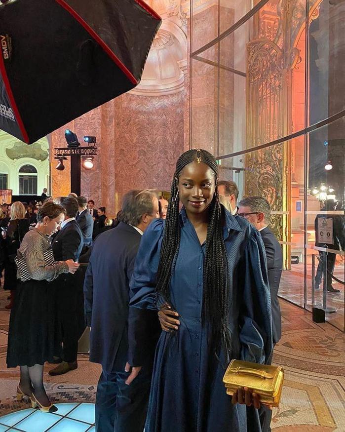 PHOTOS- La face cachée de Bineta Sané, héroïne du film «Atlantique» de Mati Diop