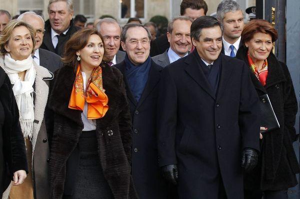 France: Guéant, NKM, Fillon... 24 ministres sont candidats aux législatives
