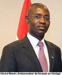 Le Rwanda est ''sorti renforcé'' du génocide (ambassadeur)