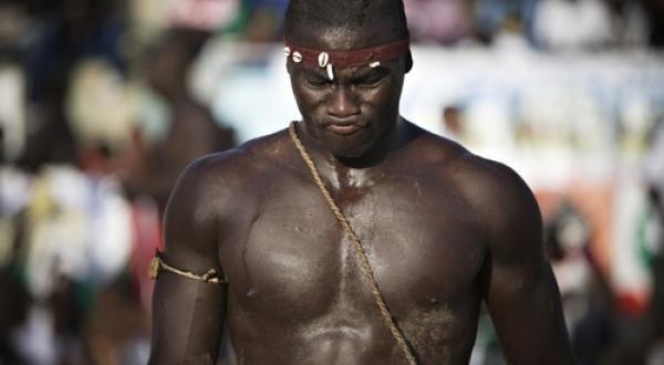 Au Sénégal, c'est l'heure des lutteurs