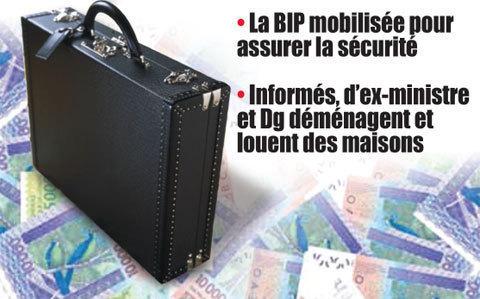 Milliards planqués dans les maisons: Perquisitions chez les «pilleurs de la République»