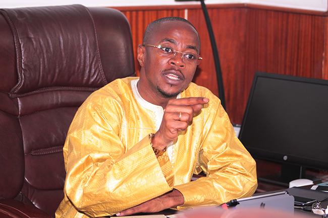 """Abdou Mbow: """"Moustapha Diakhaté n'est plus membre de l'Apr"""""""