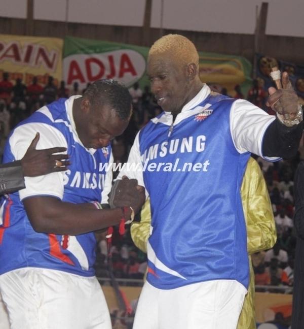 Gouye Gui/ Ama Baldé : les amateurs devront se déplacer jusqu'au stade pour voir le combat