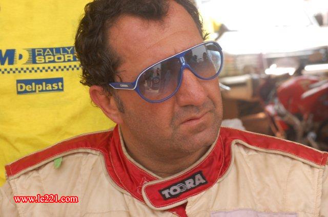 Piste motos de Sindia: Kamil RAHAL « piste » et « détourne » l'objectif