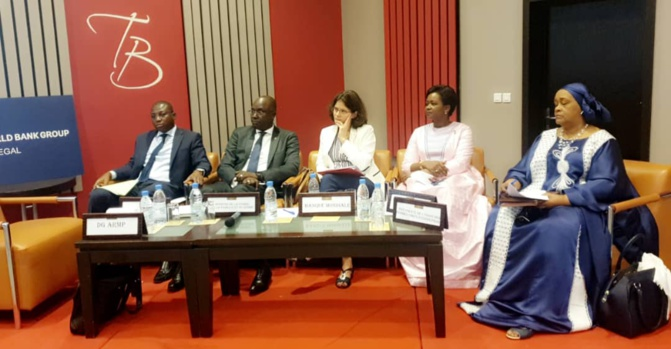 Sénégal: Le projet weFi va mobiliser 1 milliard de dollars pour l'accès des femmes entrepreneures à la commande publique