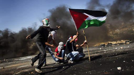 """Une vingtaine de blessés palestiniens lors de l'anniversaire de la """"Nakba"""""""
