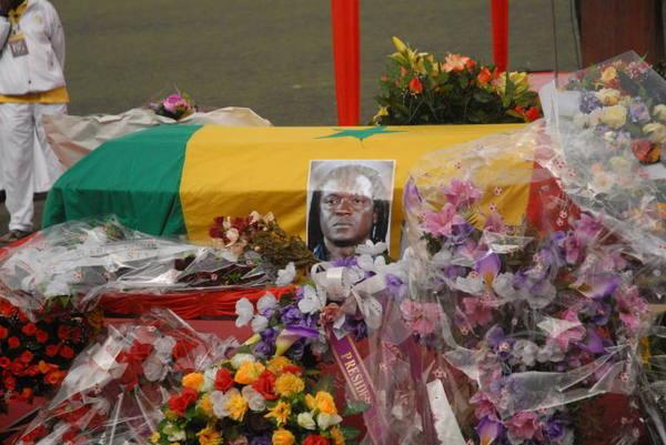 [Audio] Echos de la cérémonie d'hommage à Jules Bocandé