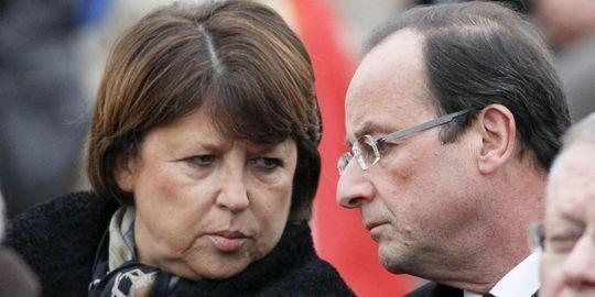 France: Martine Aubry ne sera pas au gouvernement