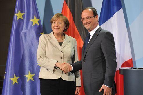 «Angela Merkel n'embrasse pas n'importe qui»