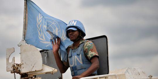 Congo-Kinshasa : 11 casques bleus blessés par balle au Sud-Kivu