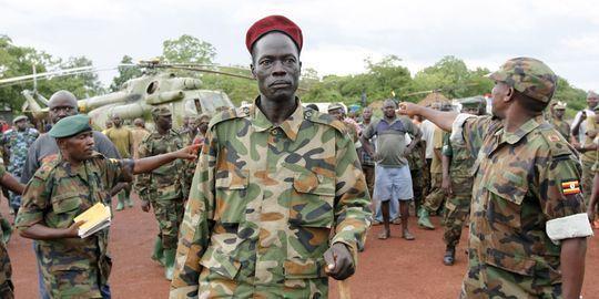 Le numéro 4 de la LRA capturé en Centrafrique