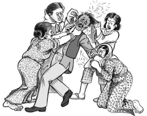 Eau bouillante, huile chaude, sévices corporels: Ce que craignent les nouveaux polygames