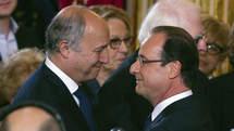 [Vidéo] Le premier gouvernement de l'ère Hollande dévoilé