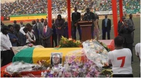 Funérailles de Jules François Bocandé : L'ultime hommage de la nation à « Essamay »