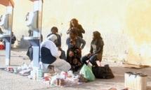 Reportage : Visite dans «l'univers sénégalais» de Bab Marrakech