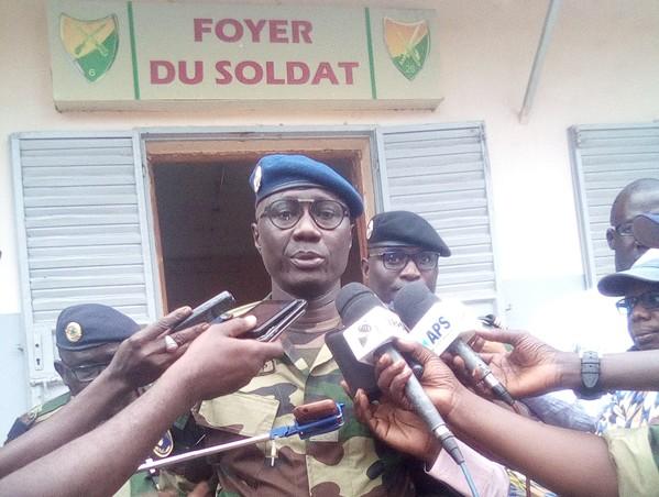 Casamance : le nouveau CEMGA déclare la guerre aux voleurs de bétail et trafiquants de bois