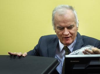 A La Haye, le procès de Ratko Mladic ajourné sine die