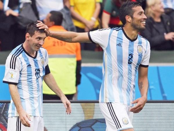 Découvrez 12 footballeurs qui ont joué aux côtés de Messi et Cristiano Ronaldo (photos)