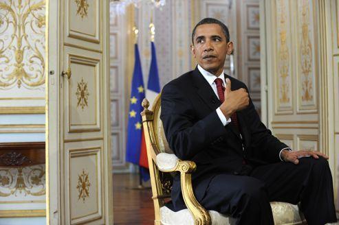 Hollande veut réaffirmer le partenariat franco-américain