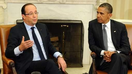 La crise de l'euro au coeur du G8, Obama et Hollande défendent la croissance