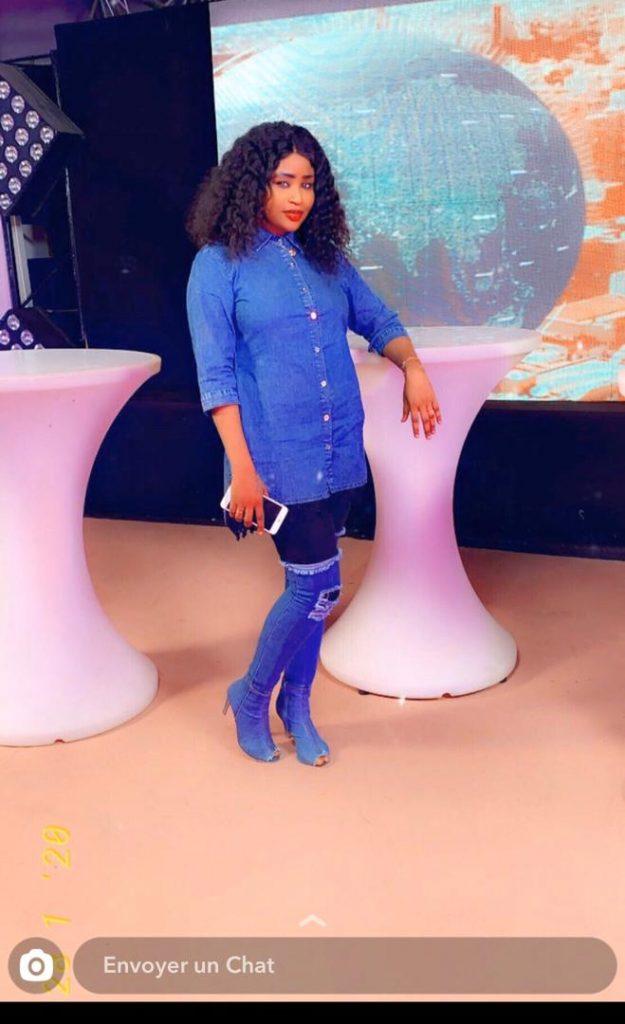 PHOTOS - Khadija Ndiaye, la fille de Patra et épouse d'Ameth Thiou devient animatrice à la 2stv