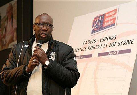 "Basket : Abdourahmane Ndiaye ""Adidas"" nouveau coach de Lille"