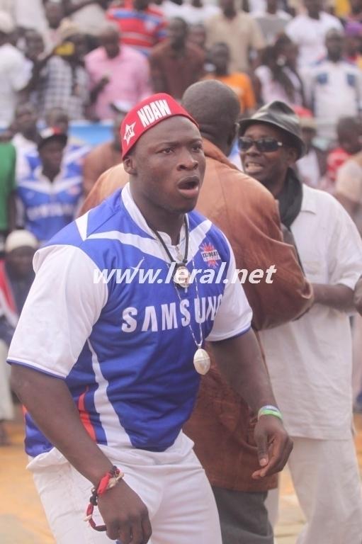 Drapeau Bécaye Mbaye: Ama conservera-t-il son titre face à Gouy Gui?