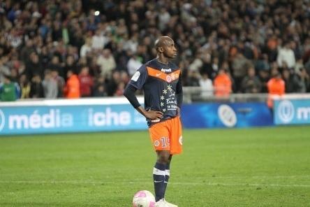 Souleymane Camara sacré champion de la Ligue 1 avec Montpellier