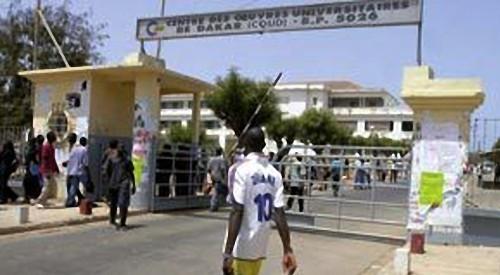 Université de Dakar : Un étudiant retrouvé pendu