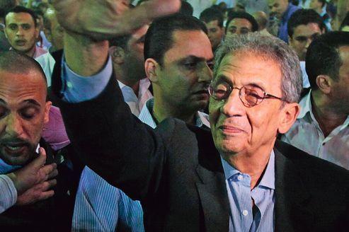 En Égypte, Amr Moussa veut faire échec aux islamistes