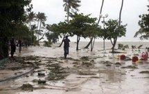 Première pluies à Sédhiou : Plus de dix maisons détruites, cours  perturbés dans des écoles