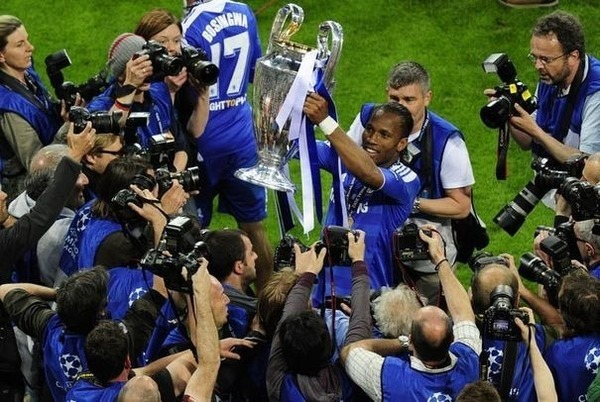 Drogba quitte Chelsea