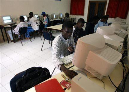 1.989.396 Utilisateurs d'Internet au Sénégal au 31 Décembre dernier (Internet World Stats)